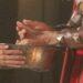 Pilatos lavou mãos, Jesus lavou pés